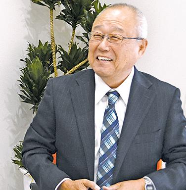 代表取締役社長 田中 啓重